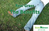 Real Grass: The Benefits