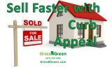 Sell Faster with Curb Appeal